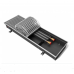 Внутрипольный конвектор Techno Usual KVZ 350-65-900